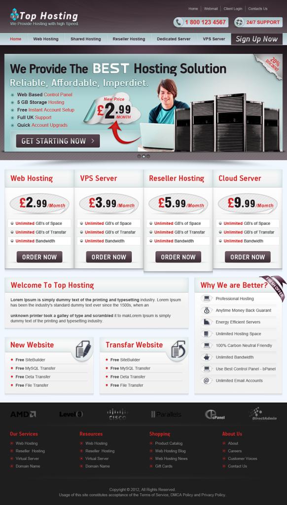 top-hosting